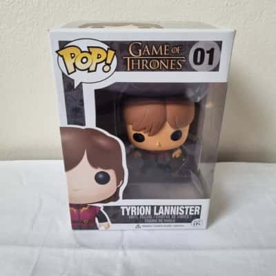 REDUCED! Tyrion Lannister Pop! Vinyl Figure - Game of thrones