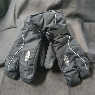 Men's Kombi Two-Finger Snowmobile Gloves