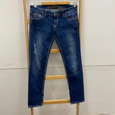 Guess Women's Blue Jeans, Size 29