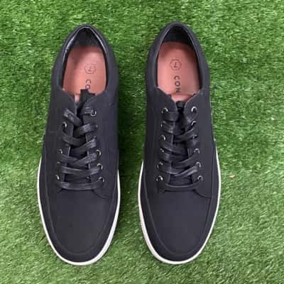 Connor Mens Black Sneaker Size 7