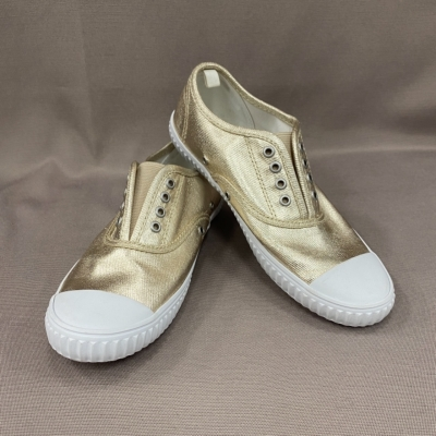 Seed Heritage Kids Gold Sneakers Size 32/33