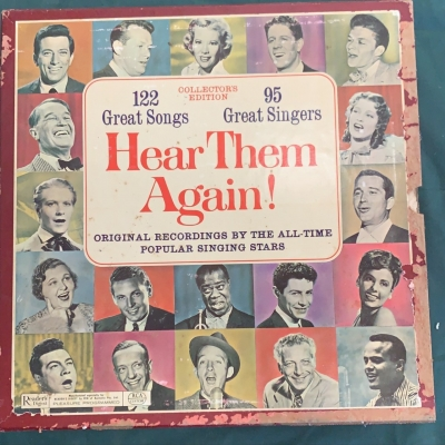 "Vinyl Record ""Hear Them Again! Collectors Edition"""