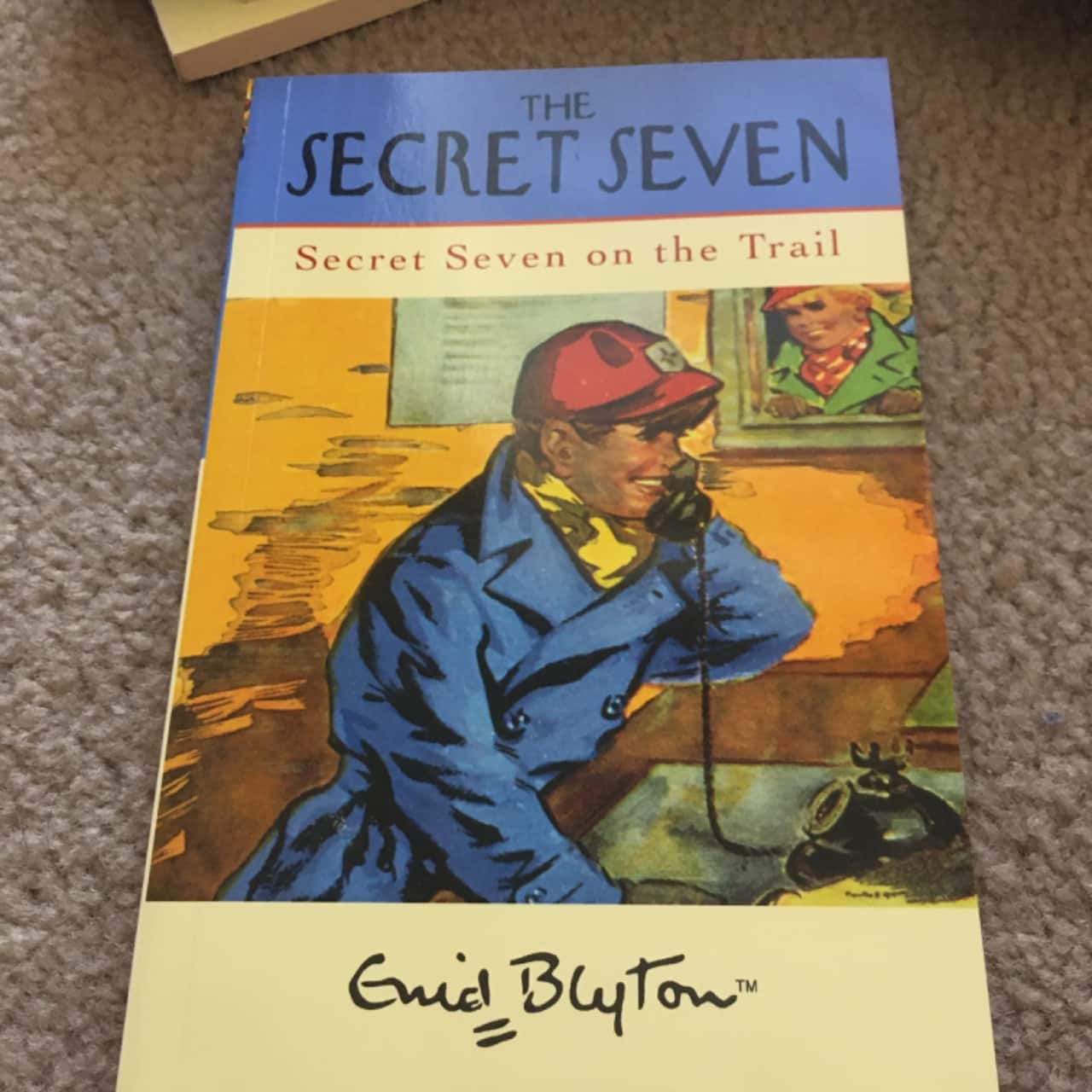 Enid Blyton - The Complete Secret Seven Library - Set of 16 Exciting Books