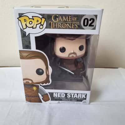 REDUCED! Ned Stark Pop! Vinyl figure - game of thrones
