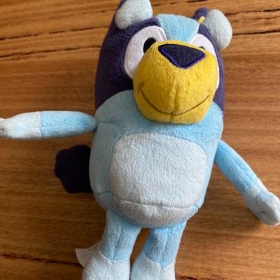 Bluey Mini Plush - Bluey
