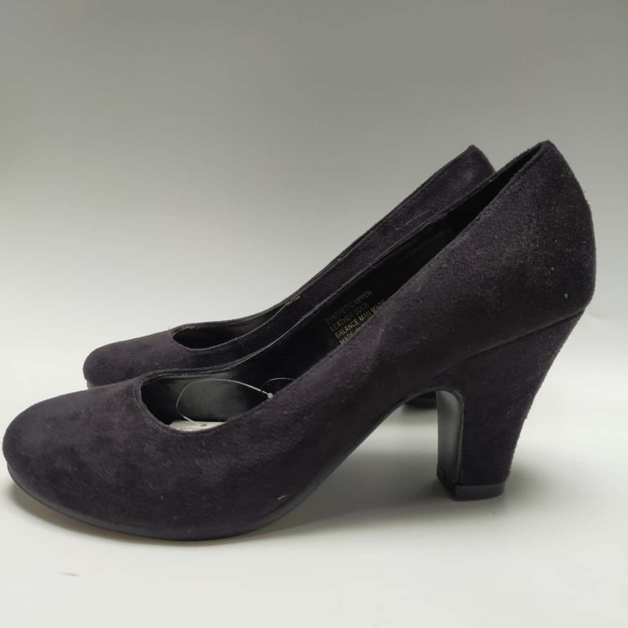 Autograph Womens Heels Size 8 Black