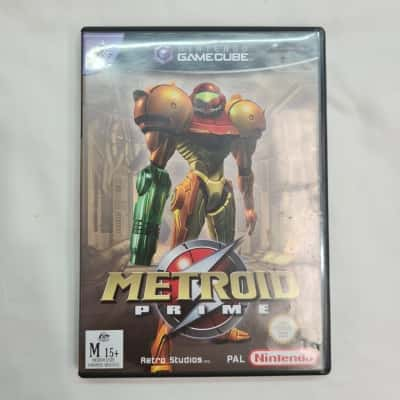 NINTENDO GAMECUBE - Metroid Prime PAL