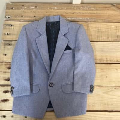 De Backers toddler size Suit Jacket