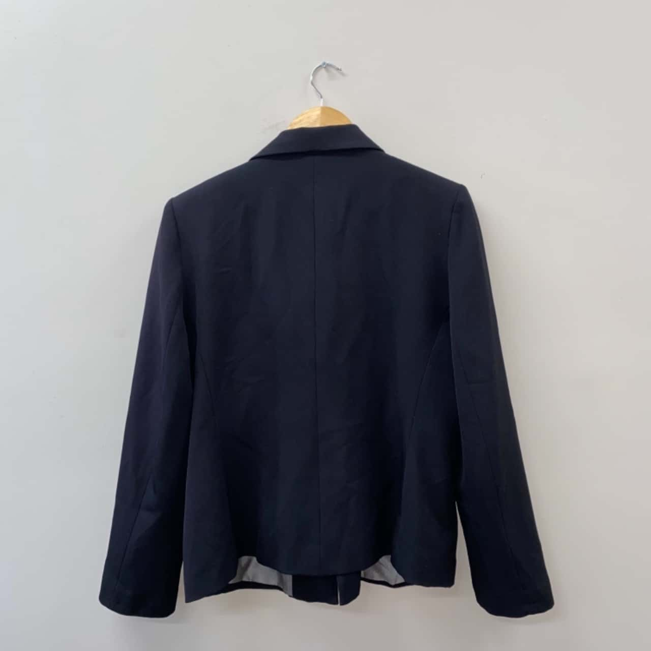 ** REDUCED LAST CHANCE ** Liz Jordan Women's Size 14 Black Blazer