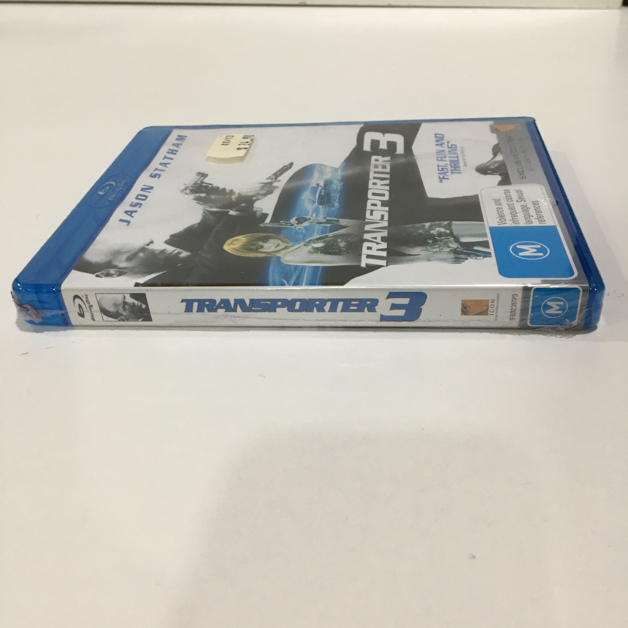 CLEARANCE - Transporter 3