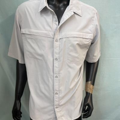 Kathmandu Mens  Size XXL Short Sleeve shirt Grey