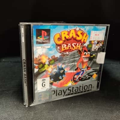 PlayStation Game Crash Bash