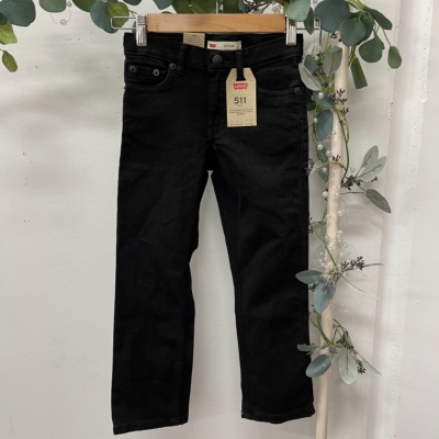 Levis Kids  Size 6 Jeans Black