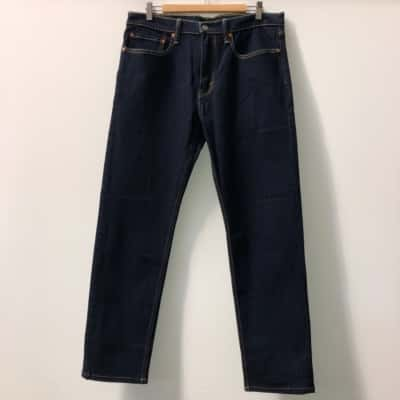 Levis Mens Relaxed Fit Jeans Size 34/32 Blue