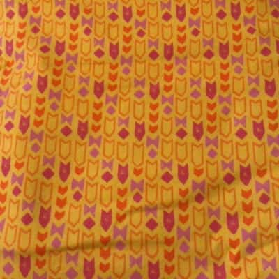 3 metres YELLOW, ORANGE, PINK LISETTE