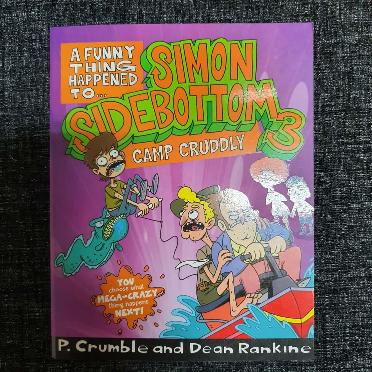 Simon Sidebottom 3 Book Set