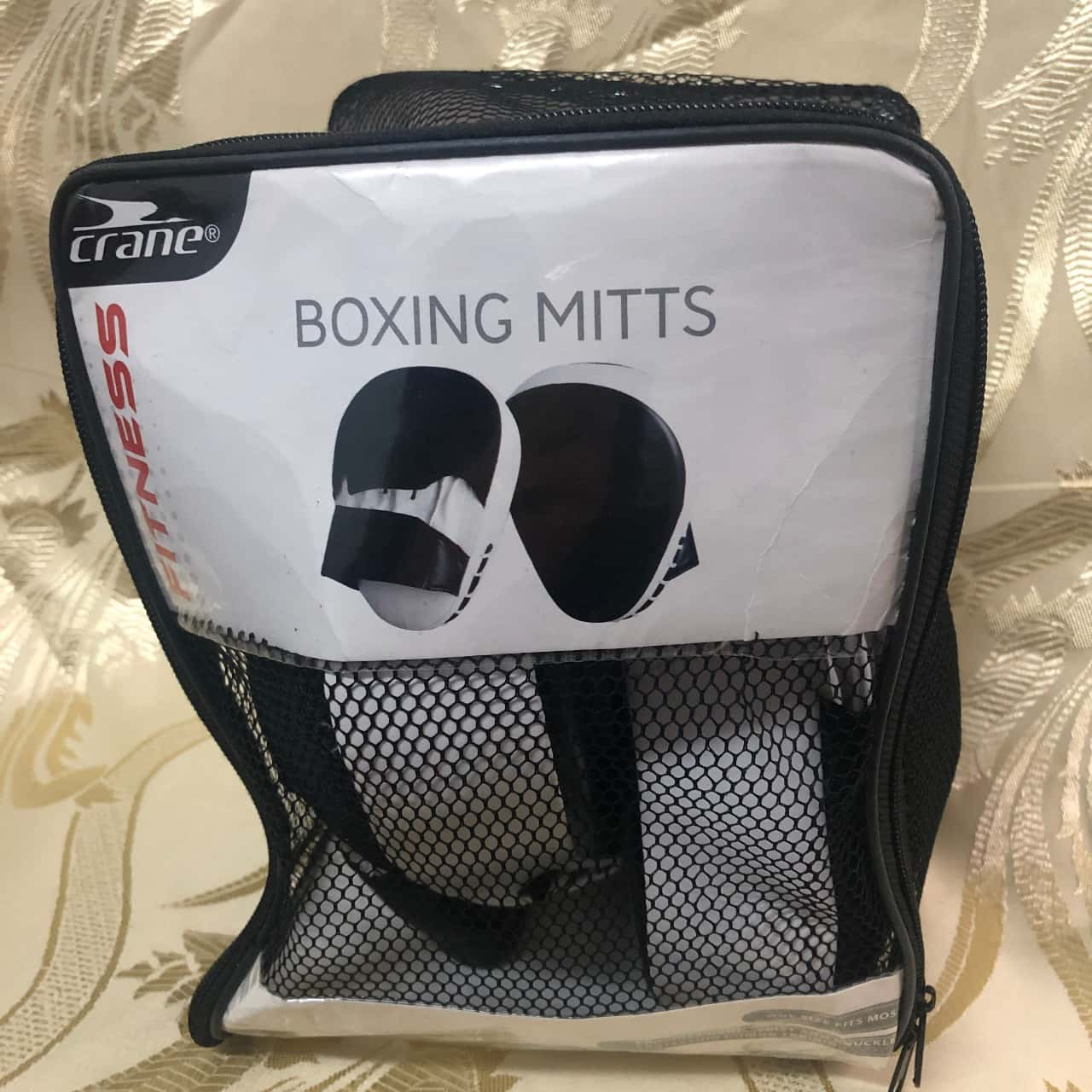 Crane Fitness Boxing Gloves & Boxing Mitts