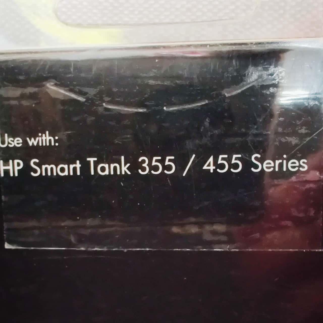 HP Printer Black Ink 135ml Bottle for Hp Smart Tank 355/455 series