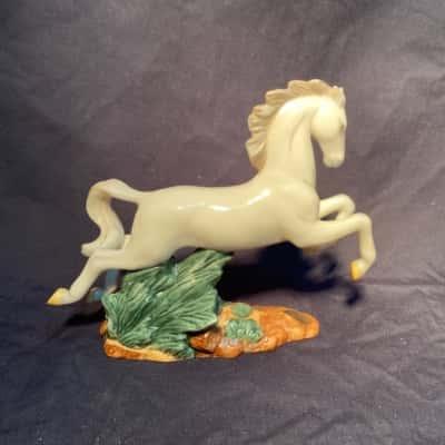 Franklin Mint Vintage Horse