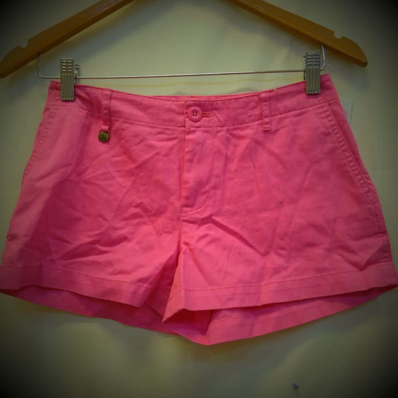 Polo Ralph Lauren Kids Size 12 Shorts Pink
