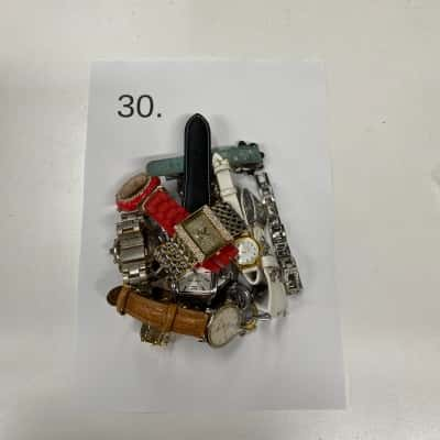 800grm Bag of Mixed Watches