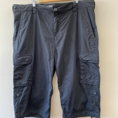 ThreadStone king Size for Mens Cargo Shorts Size 42 fits 107cm Black