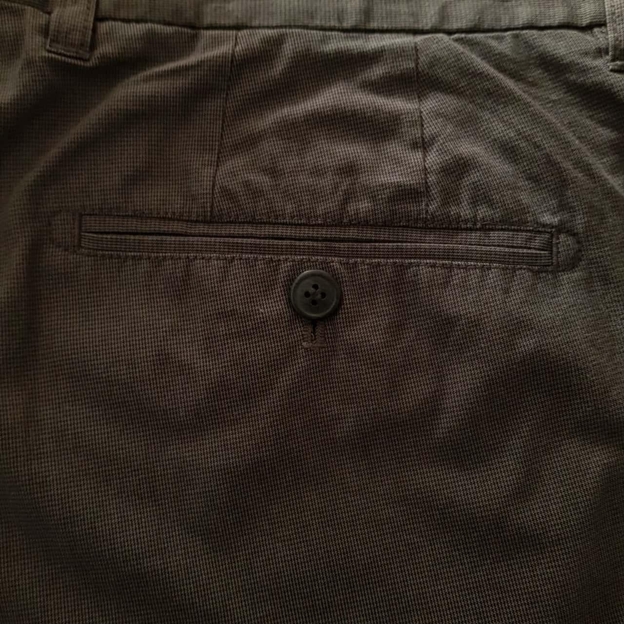 Marcs Mens Dress Pants Grey Size 34