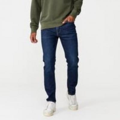 Levis Mens 510  Jeans Size 32 X 32 Dark Denim