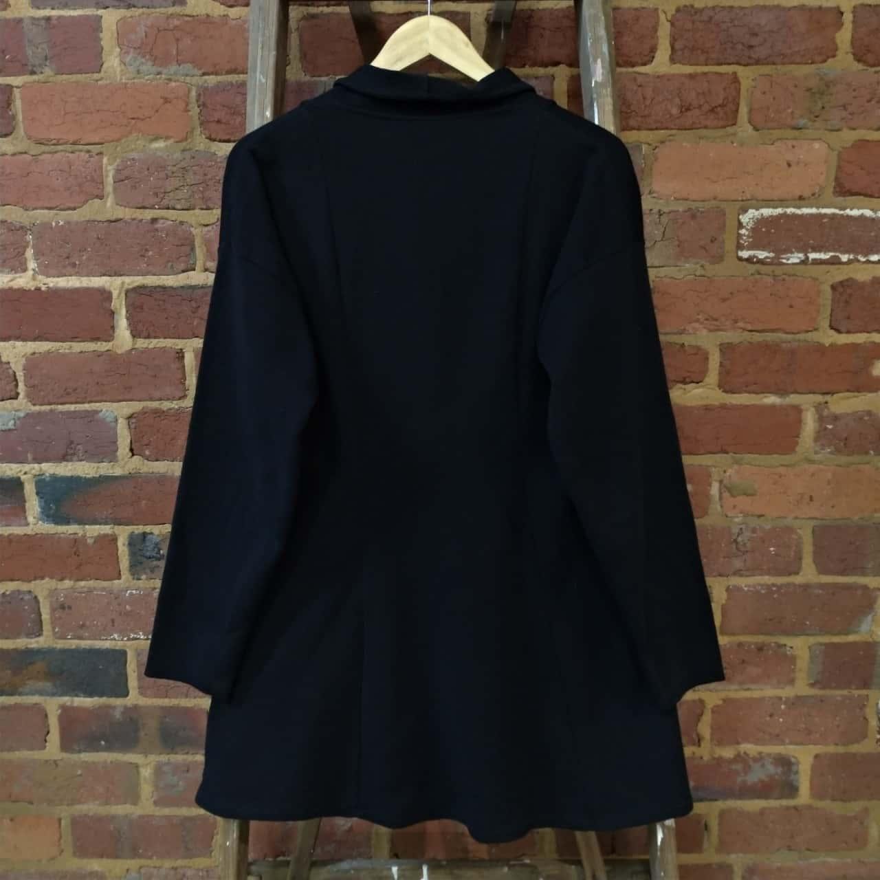 Sonny Knitwear LTD. Womens Size 14 Black Cardigan.