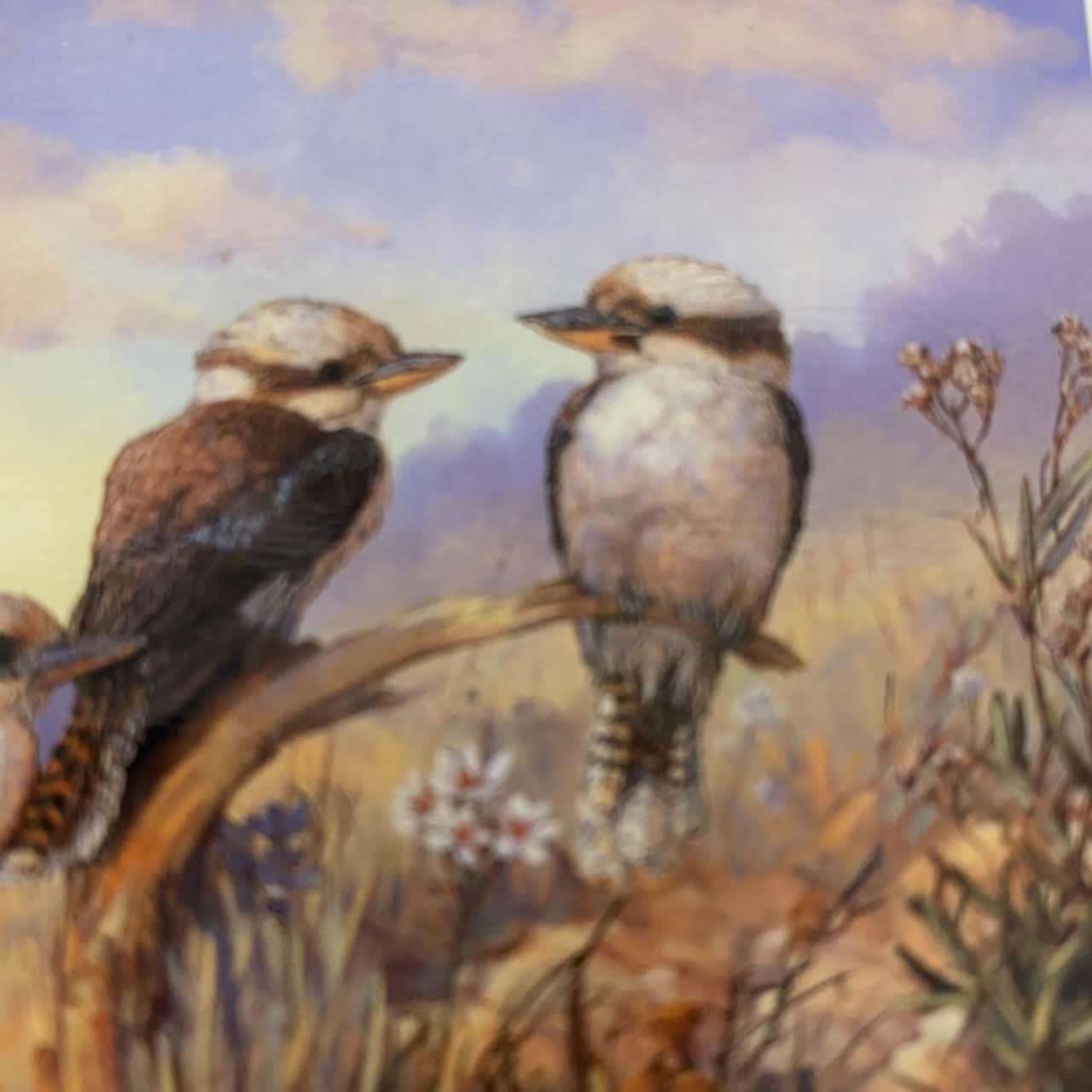 Jason Coasters Australian Birds