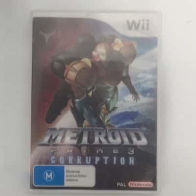Meteroid Prime 3 Corruption