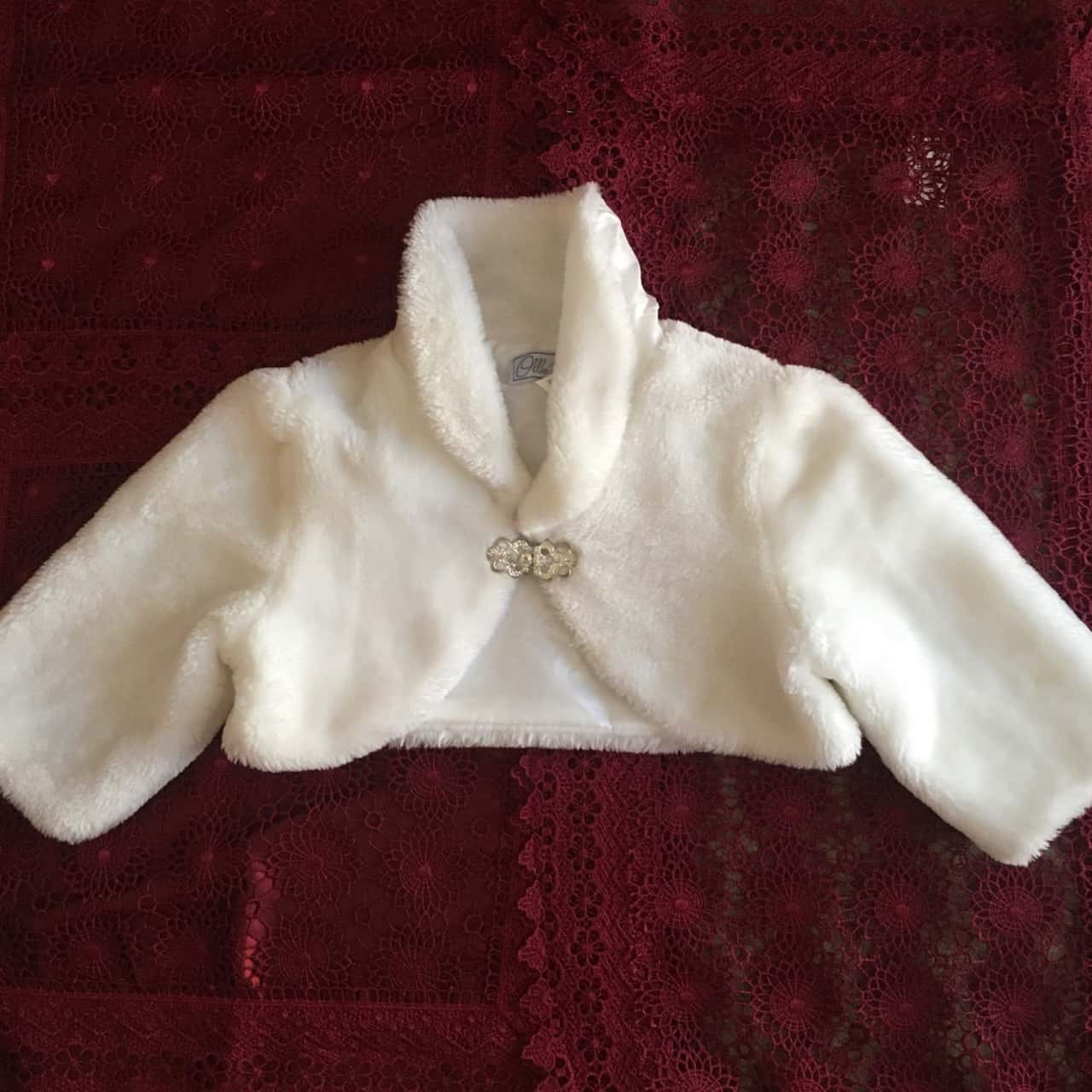 Ollie's Size 2 Girls Long Sleeves Jacket