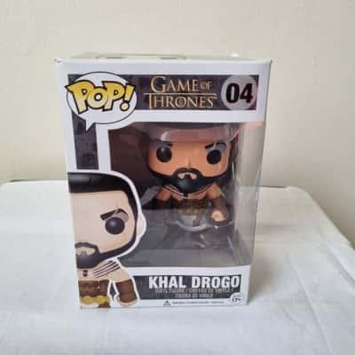 REDUCED! Khal Drogo Pop! Vinyl figure - Game of thrones