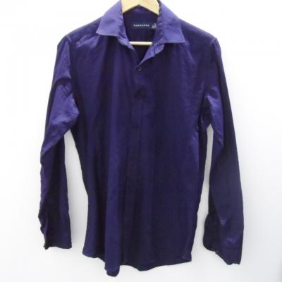 Mens  Size S Long Sleeve Blue Tarocash