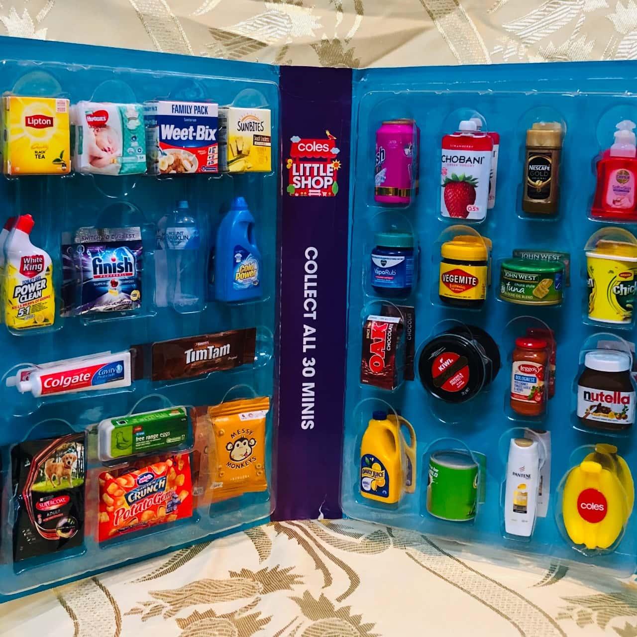 Coles Little Shop Collector's Case