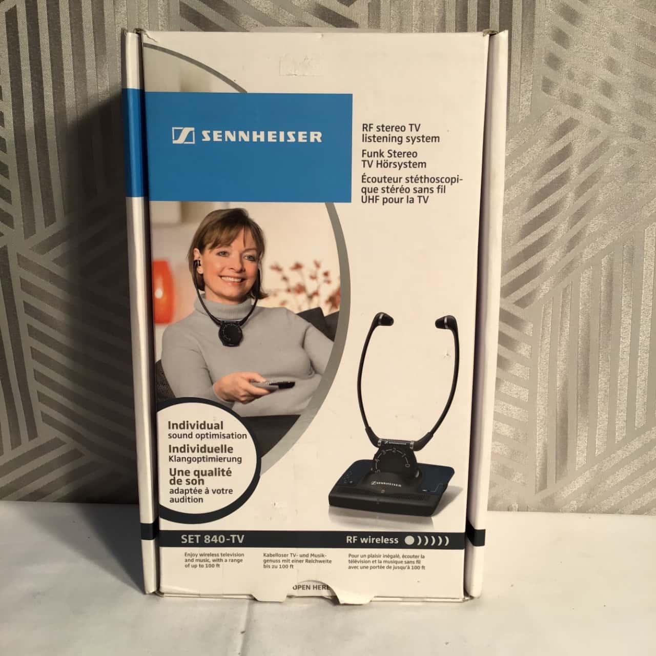 Sennheiser RF Stereo TV Listening System