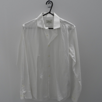 Ted Baker Slim Fit Long Sleeve Shirt Size 15.5