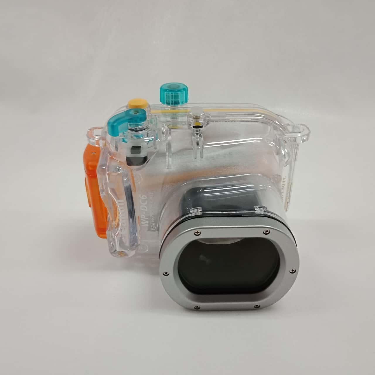 Canon WP-DC6 waterproof camera case