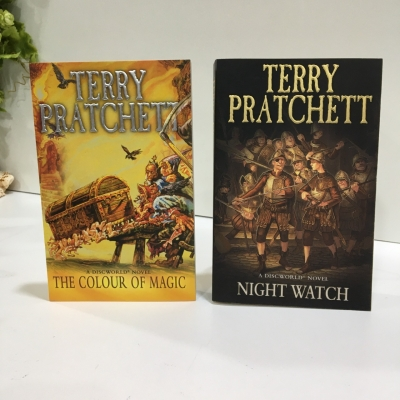 Terry Pratchett Bundle