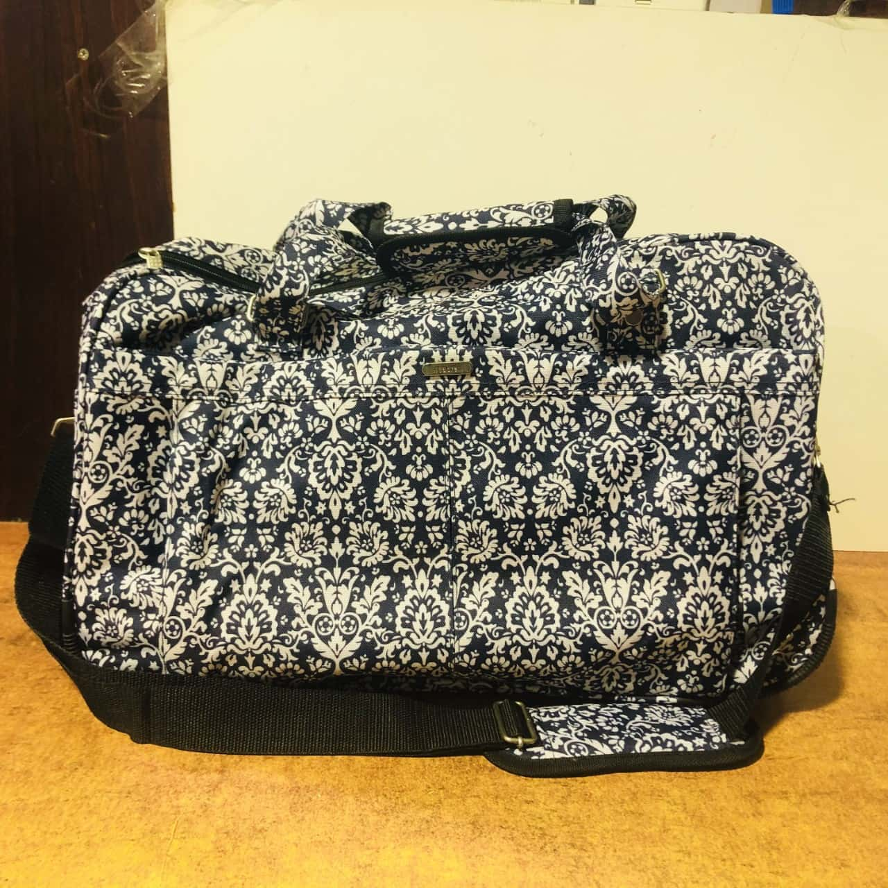Womens Cabrelli Travel/Overnight Bag Blue