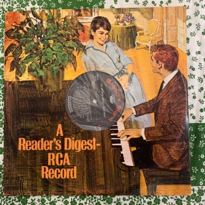 Readers Digest RCA Record - Up, Up and Away - Our Way