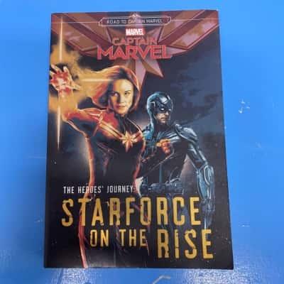 Captain Marvel The Hero's Journey