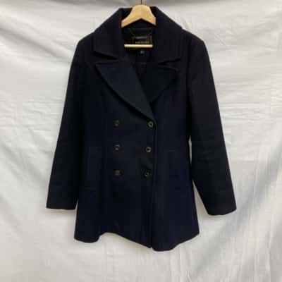 Forever New Womens  Size 14 Blazers Navy Blue