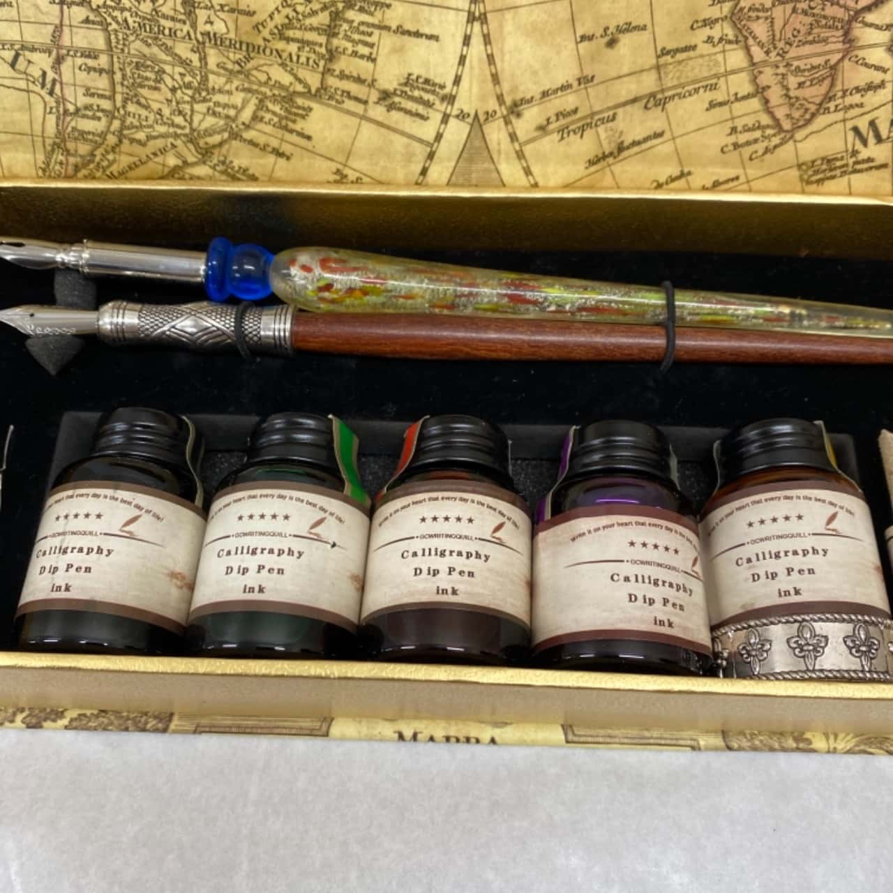 The GC Writing Collection Calligraphy Set - New in Box
