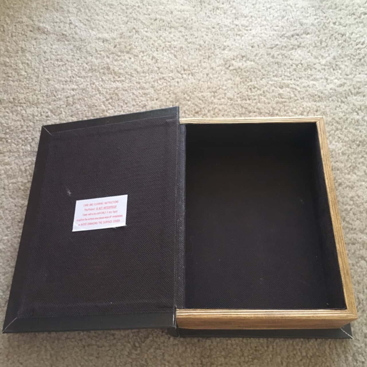 Pug Life Decorative Book Box