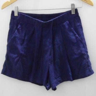Lululemon Womens  Size 4 Blue Shorts