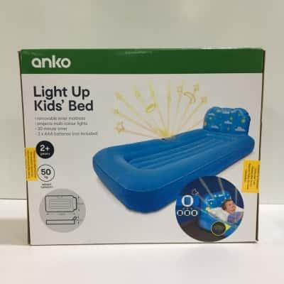 Light Up Kids' Bed