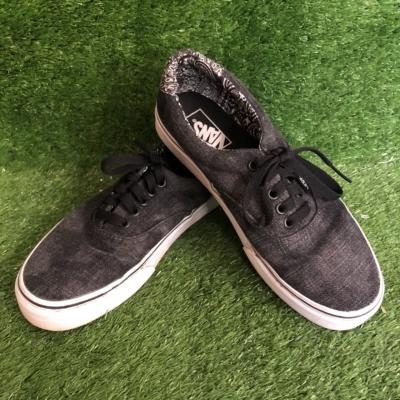 Vans Charcoal Grey Sneakers Size 7US