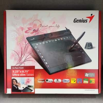 Computer Graphics Tablet For PC or Mac