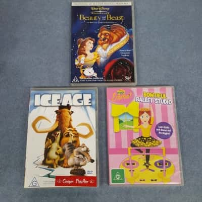 Kids - 3 DVD'S